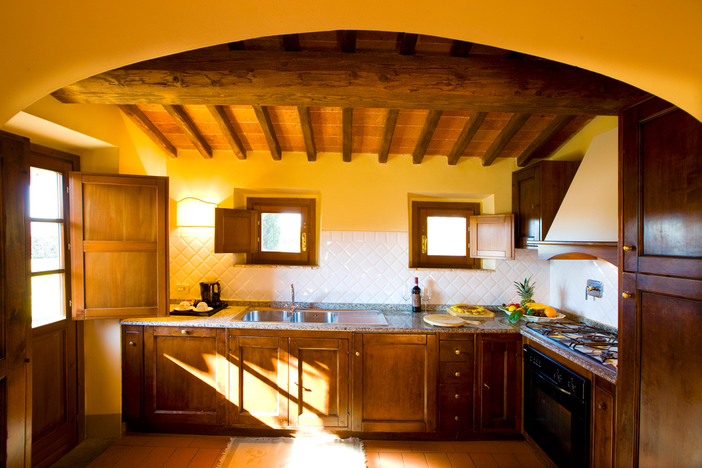 Monsignor della casa villa tinaia en villa frantoio for 20 x 20 planimetrie della casa
